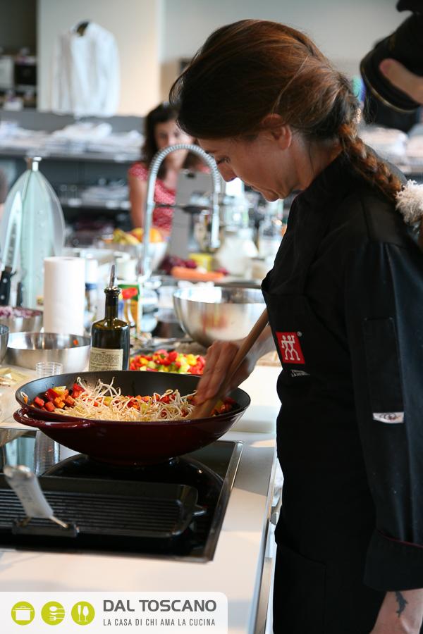 Anna Maria Pellegrino cucina