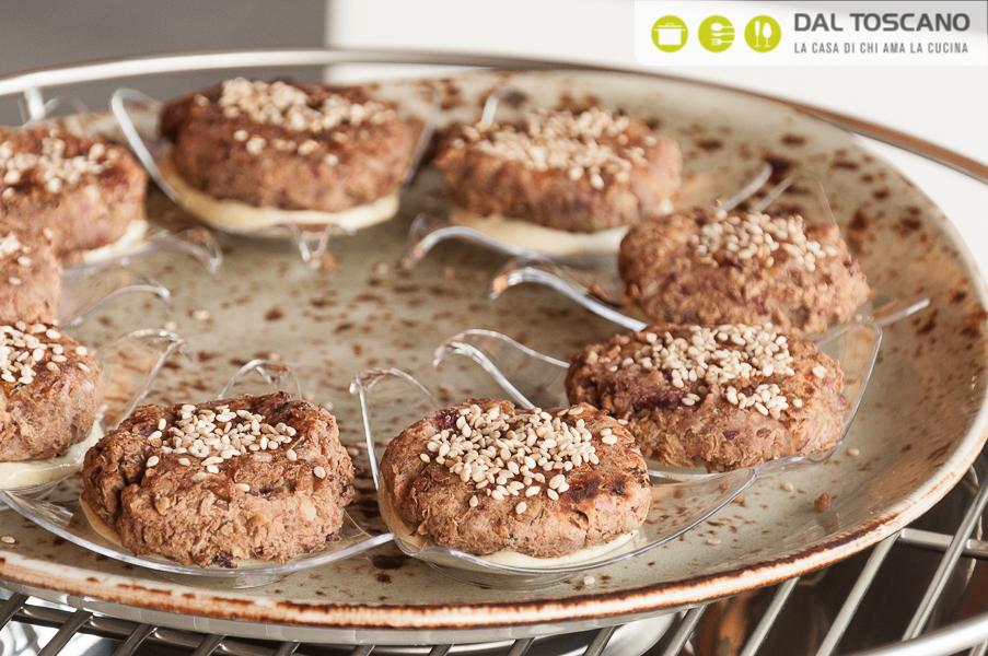 ricetta hamburger vegetariani lenticchie