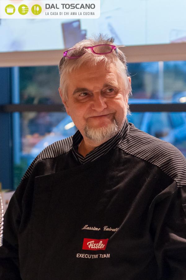 chef Massimo Cairati