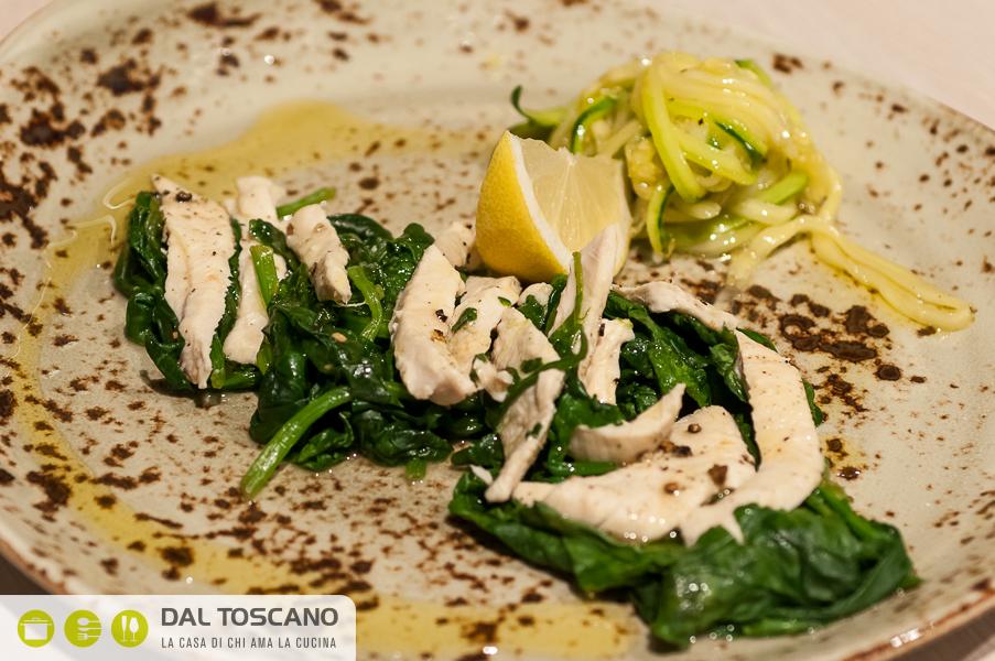 ricetta bocconcini pollo e verdure Massimo Cairati
