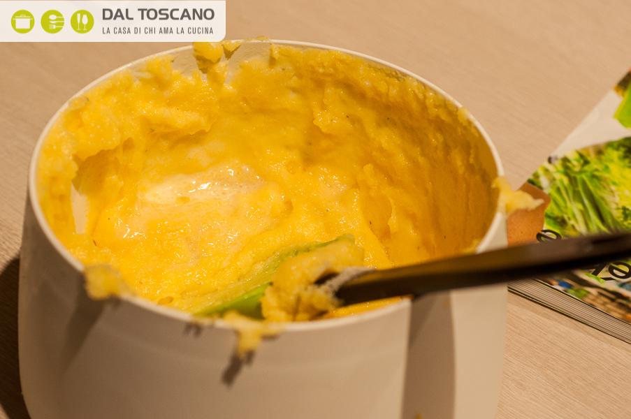 Ricetta fare la polenta al microonde Massimo Cairati