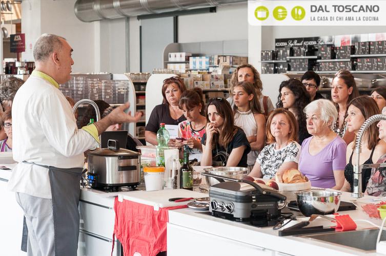 Gianfranco Allari cucina Dal Toscano Cerese Mantova