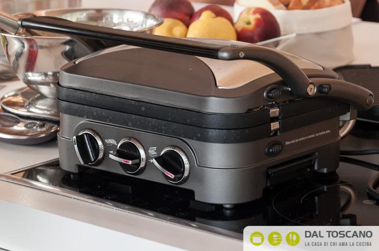 grill elettrico Cuisinart