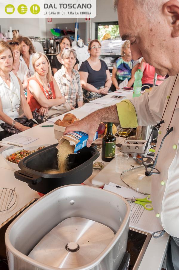 Gianfranco Allari cucina Dal Toscano