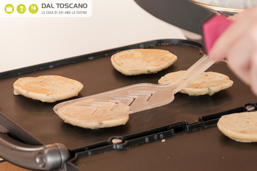 pancake con grill Cuisinart