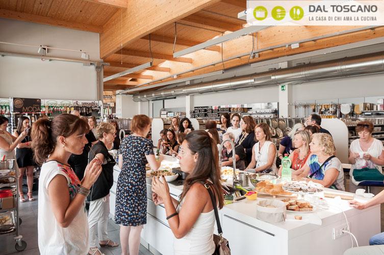 evento Cuisinart Dal Toscano Mantova