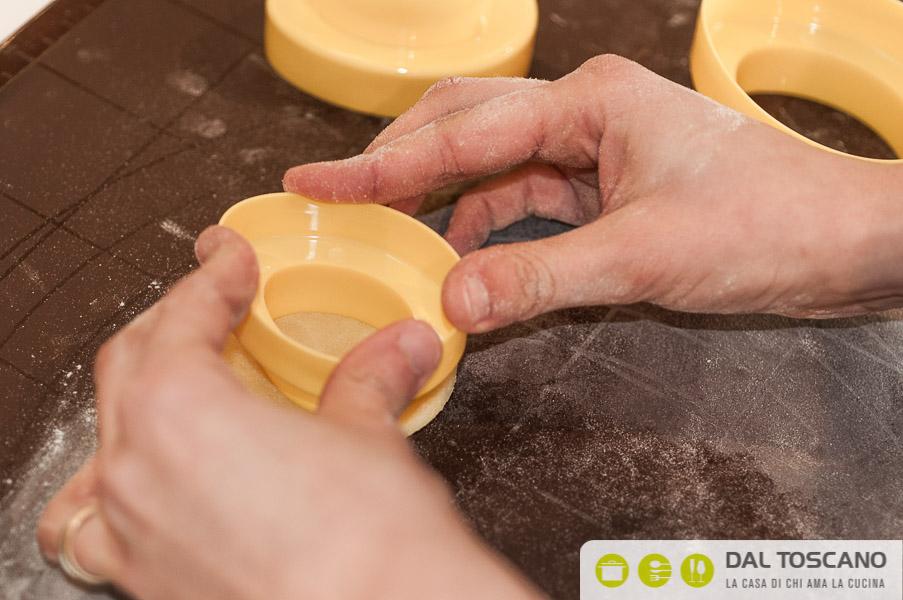 stampo biscotti forma uovo Tescoma