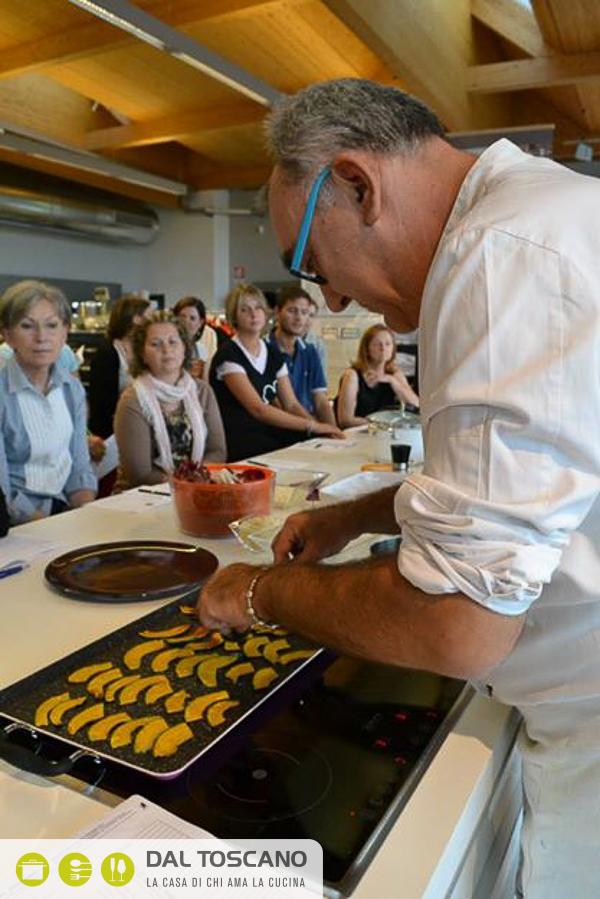 cuoco Gianfranco Allari cucina Dal Toscano Mantova