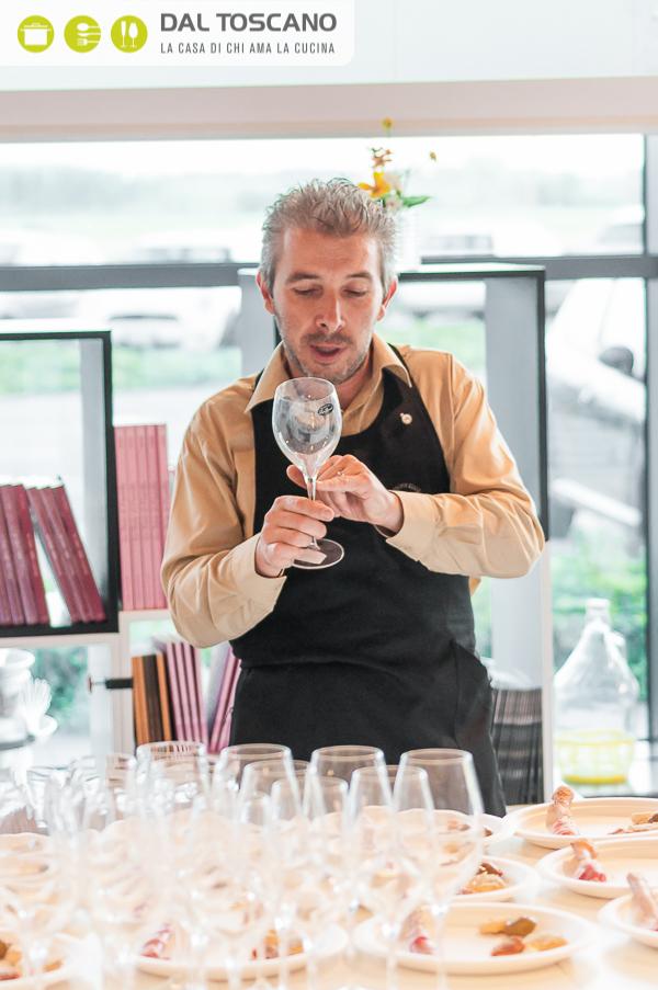 bicchiere per vino Franciacorta