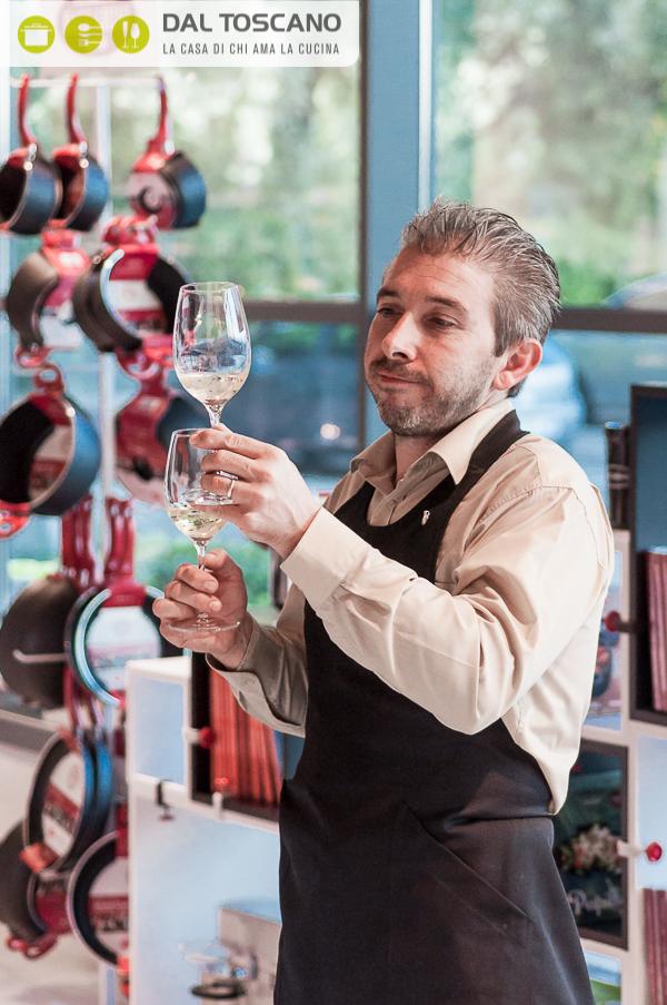 come degustare prosecco vino