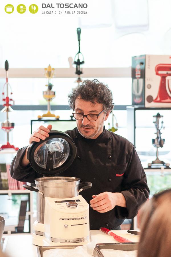 chef Ettore Giallongo Kitchenaid