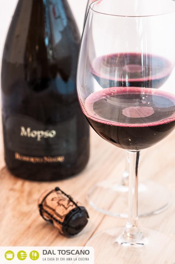 vino Lambrusco Mopso Cantina Negri