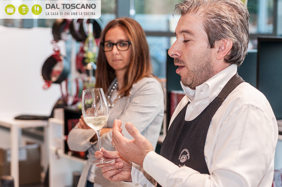 sommelier vino Tenuta Maddalena