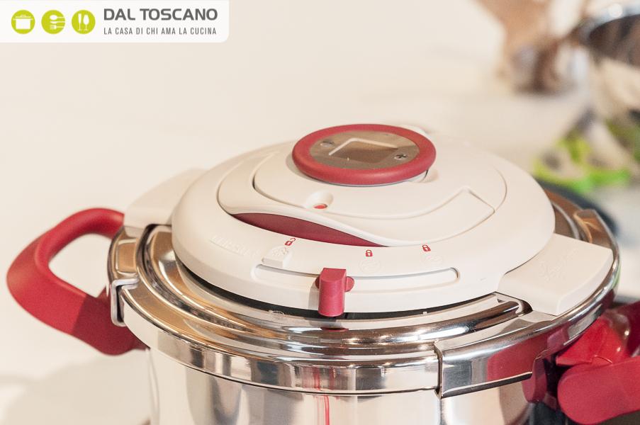 Simone Rugiati lagostina pentola a pressione tempra eventi dal toscano