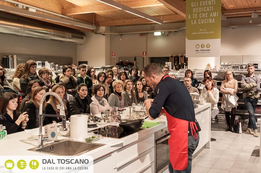 Evento di cucina con Simone Rugiati a Cerese di Borgo Virgilio (Mantova)