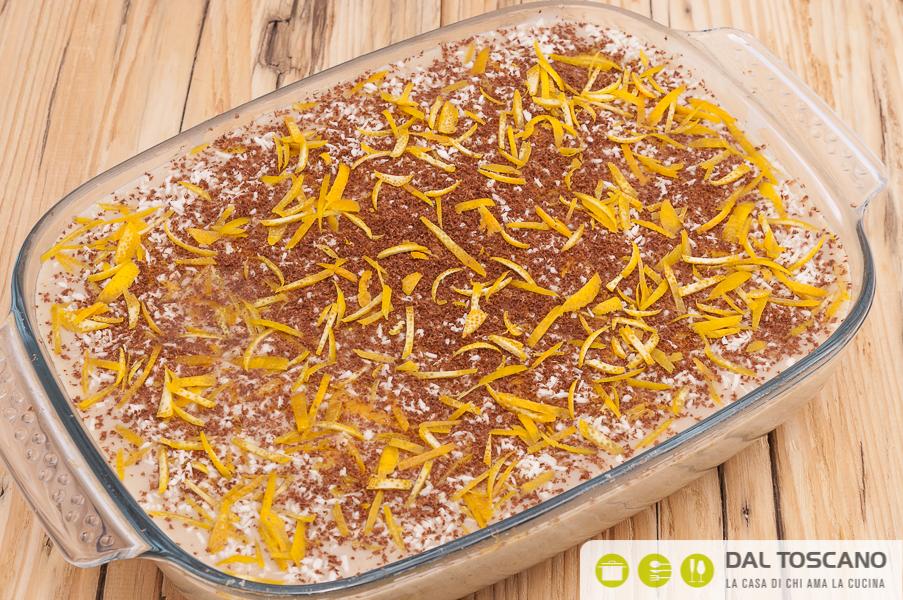 Ricetta semifreddo all'arancia e zenzero Sara Codeluppi