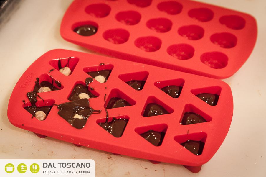 stampo cioccolatini in silicone Lekue