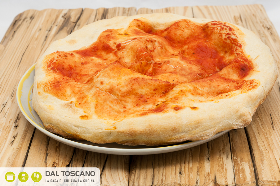 pizza napoletana marinara Coracino Mantova