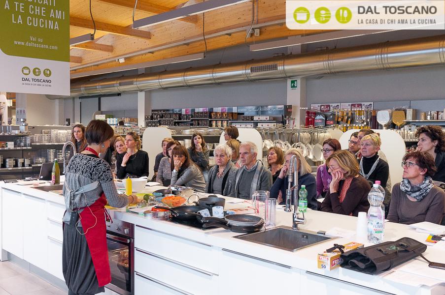 Evento di cucina Centro Casalinghi Dal Toscano Cerese (MN)