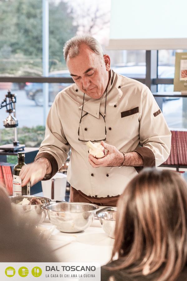 cuociriso cuisinart gianfranco allari dal toscano eventi cooking show cereali