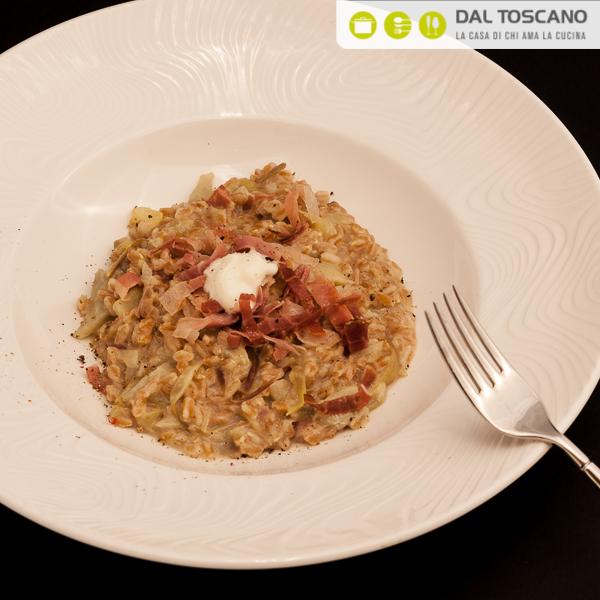 farrotto con carciofi gianfranco allari dal toscano eventi cuisinart cuociriso multifunzione cereali