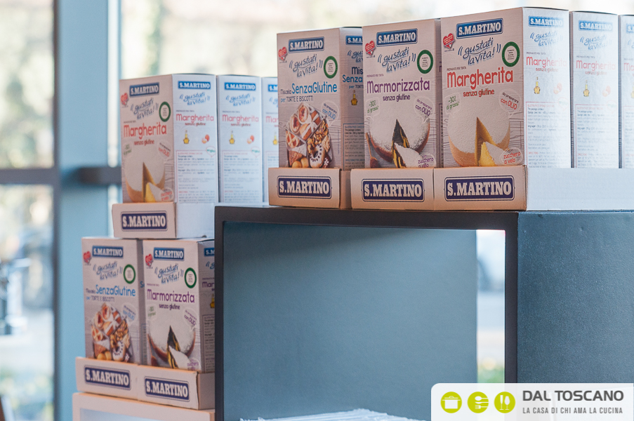 prodotti senza glutine Cleca San Martino