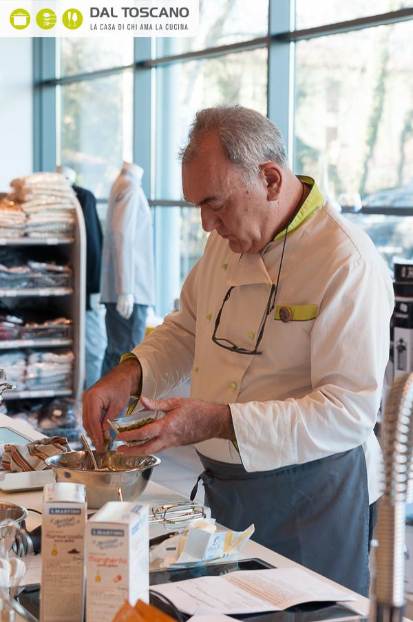 maestro di cucina Gianfranco Allari