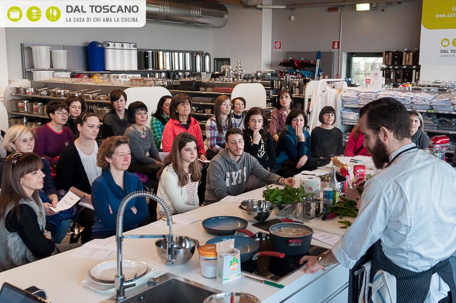 chef Roberto Cuculo pentole Moneta Dal Toscano