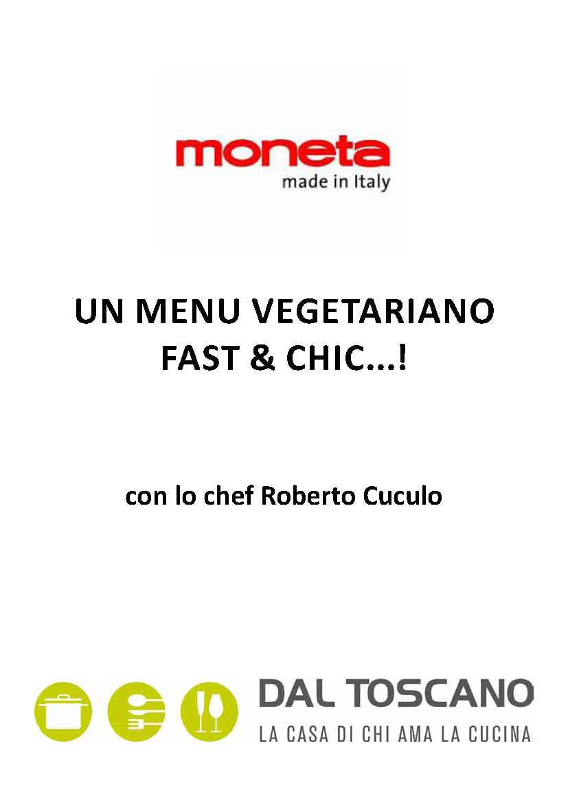 Moneta libretto ricette Dal Toscano