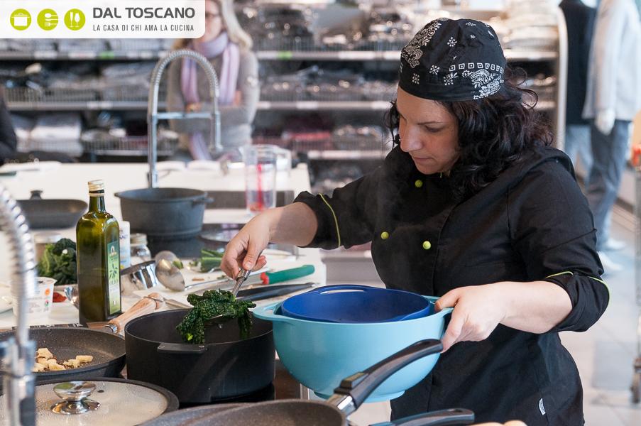 cuoca Laura Traiano