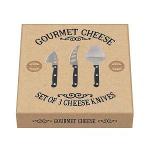 Gourmet cheese set coltelli formaggio