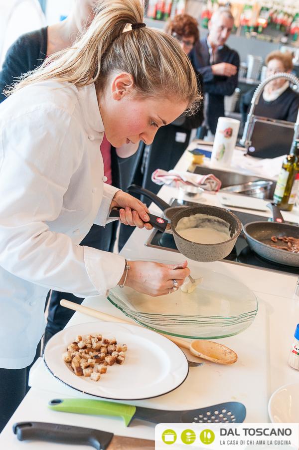 Beatrice Ronconi cucina la sua ricetta