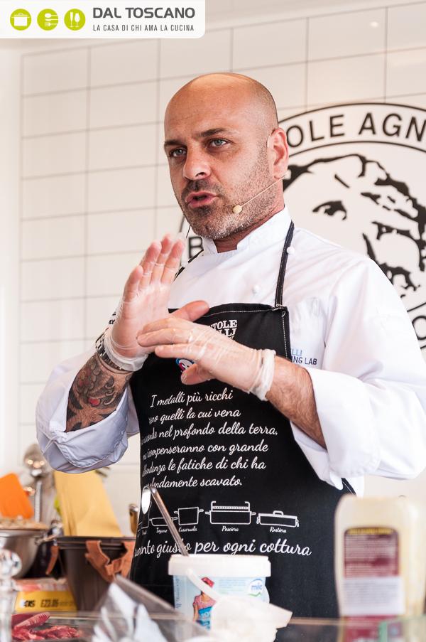 Michele Cannistraro Masterchef 3