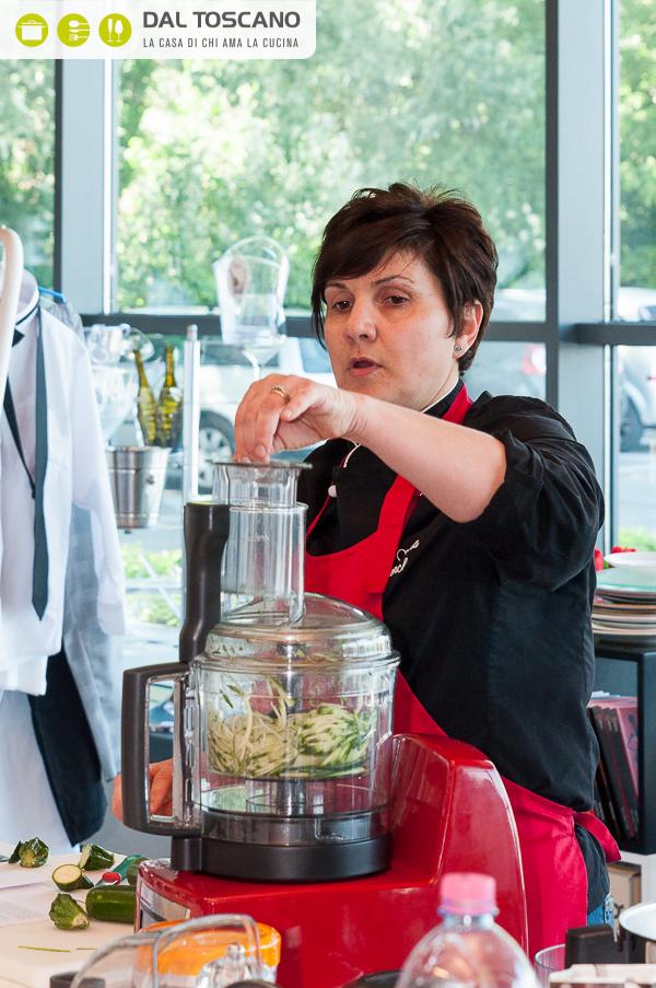 Cucinare con robot cucina Magimix