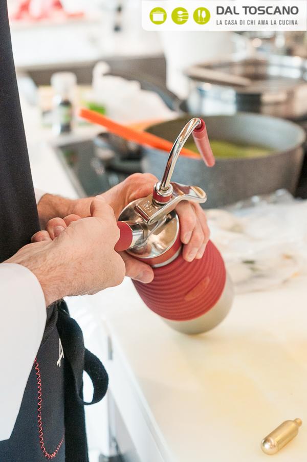sifone ISI come si usa cos'è cucina spume selz montare