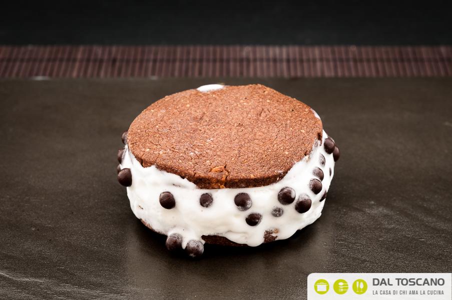 Cookies gelato biscotto