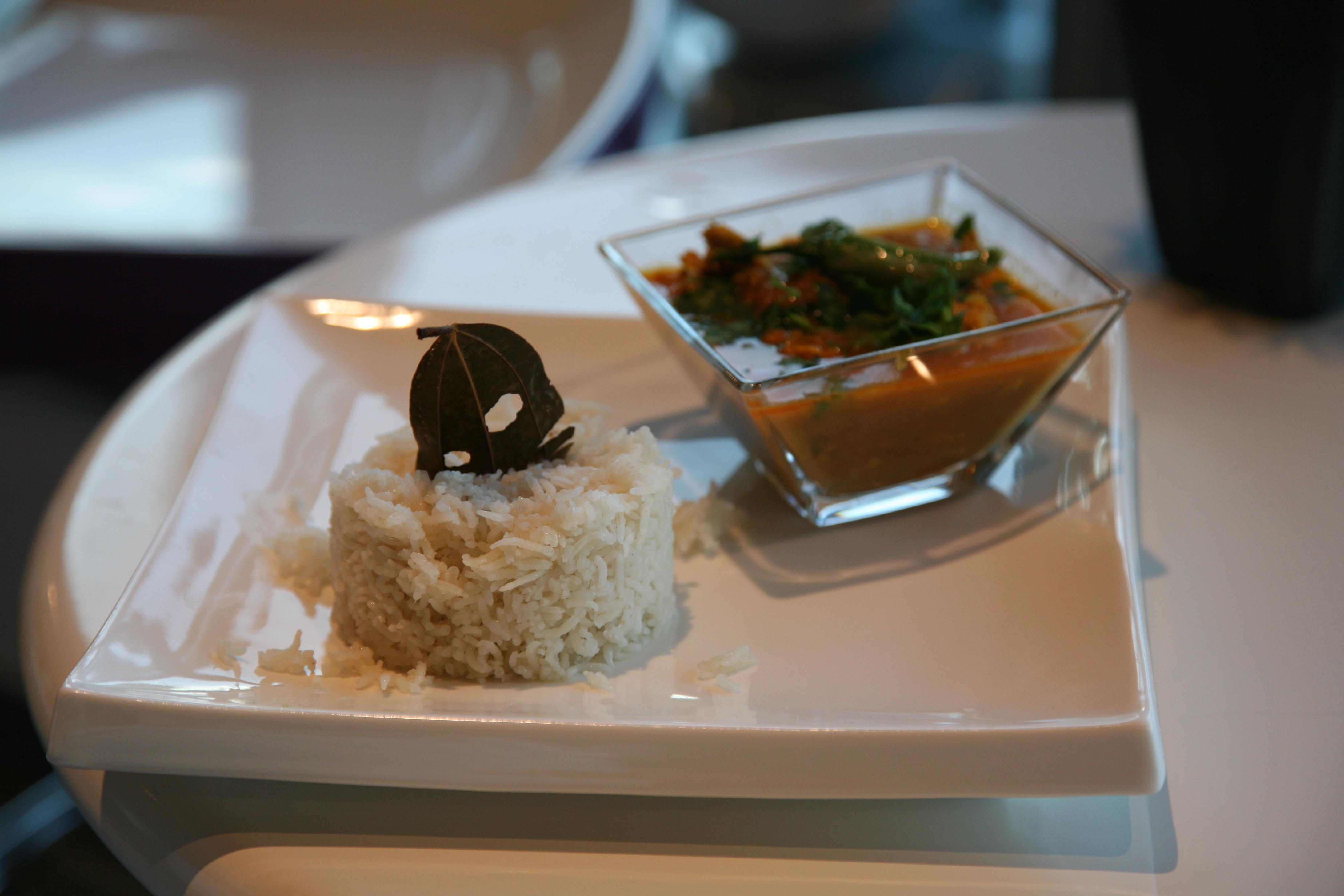 riso basmati nella cucina indiana