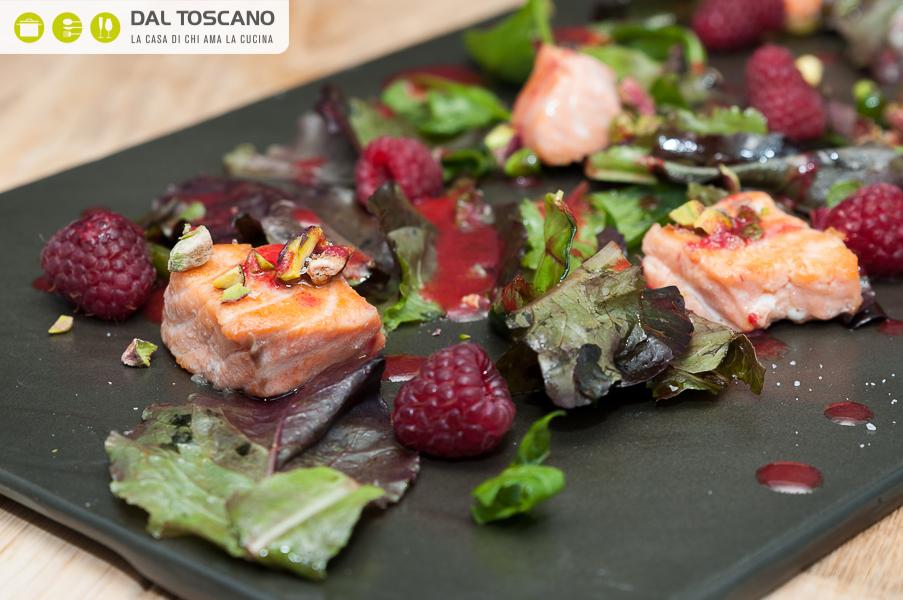 ricetta con salmone