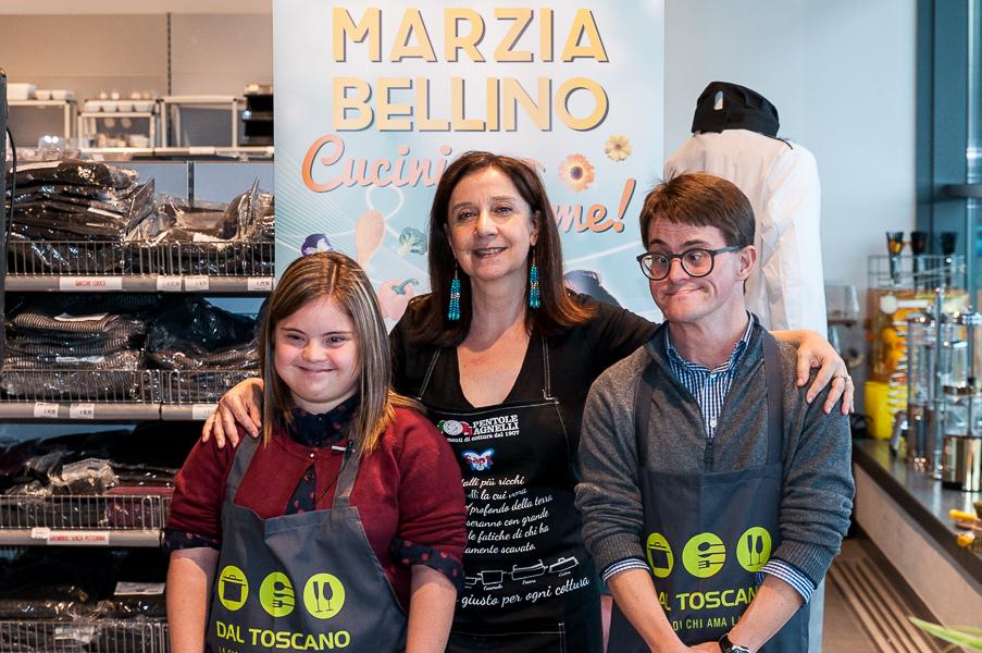 Marzia Bellino Masterchef 5 solidarietà in cucina cooperativa La Quercia onlus Mantova