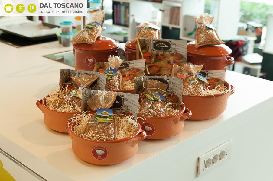 pentole in terracotta Centro Casalinghi Dal Toscano