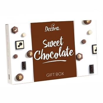 Kit Sweet Chocolate Decora