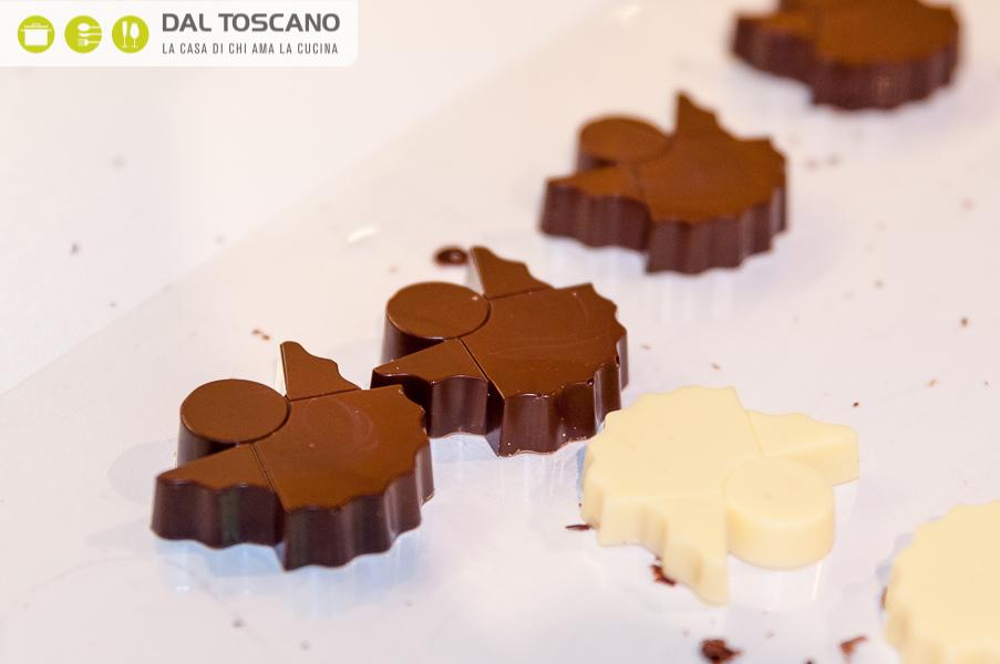 cioccolatini fatti a casa