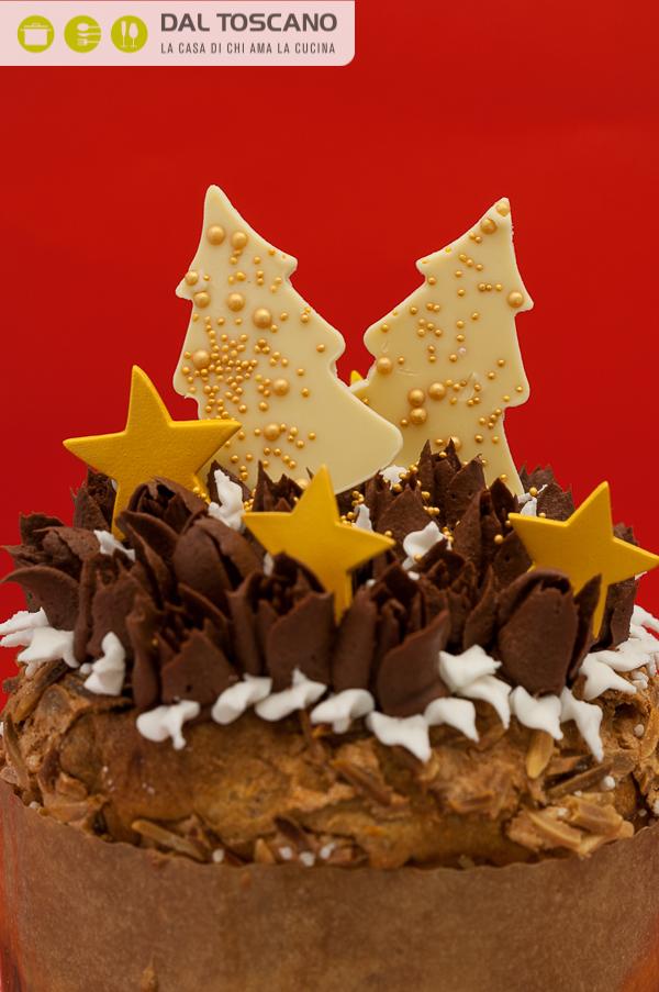 decorazioni natalizie panettone