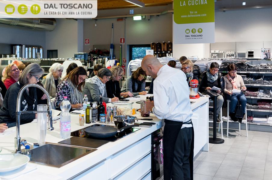 ricette per natale Fabio Zanetello Berndes eventi cucina Dal Toscano Mantova