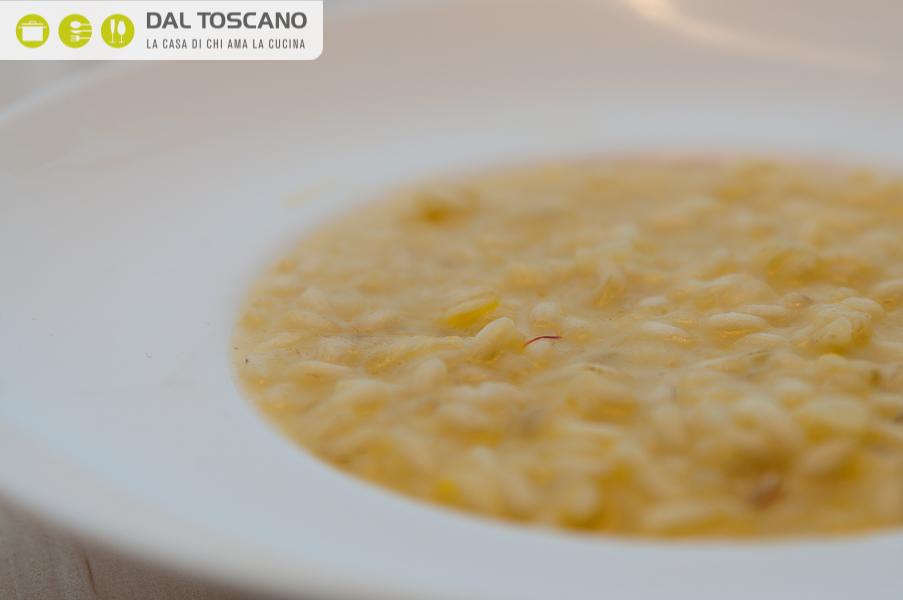 ricetta risotto milanese Elisabetta Arcari