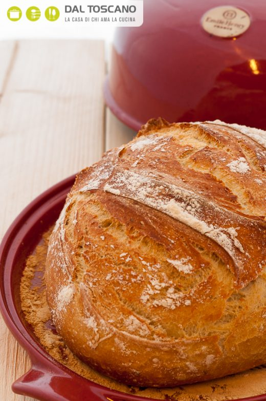 preparare il pane con le pain emile henry daniela menclossi dal toscano eventi