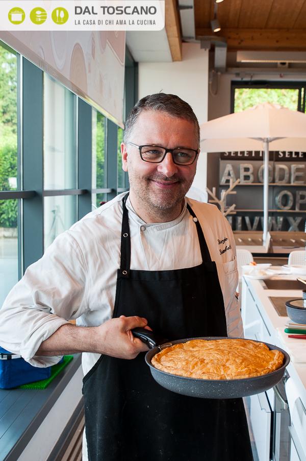 chef Giorgio Giambelli