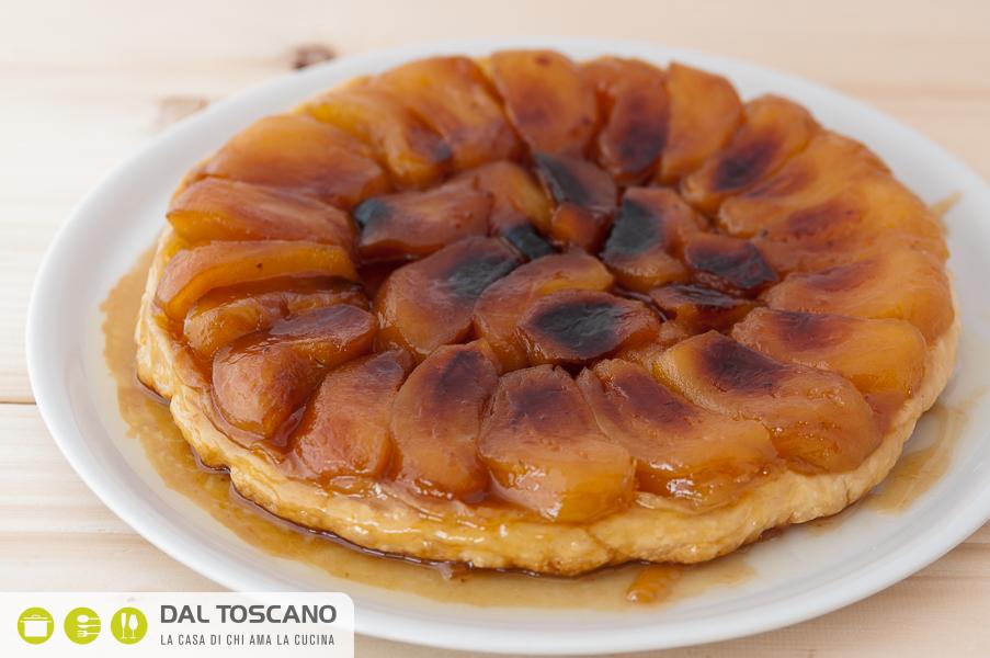 torta Tarte tatin