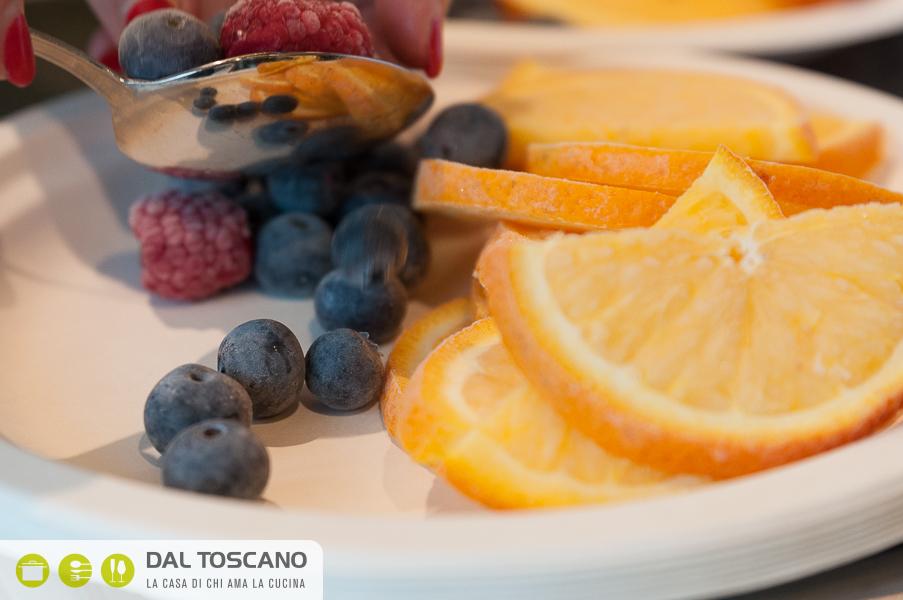 surgelare la frutta