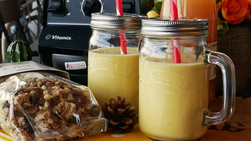 Lassi Mango e Banana 1